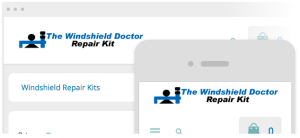 Windshield Doctor Repair Kit