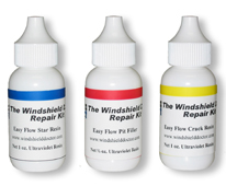 Windshield Repair Resin