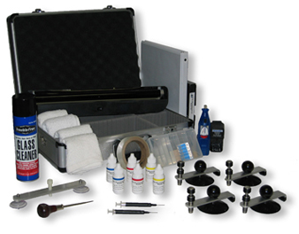 Pro Deluxe Windshield Repair Kit